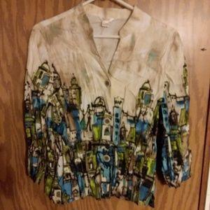 Christopher & Banks blouse